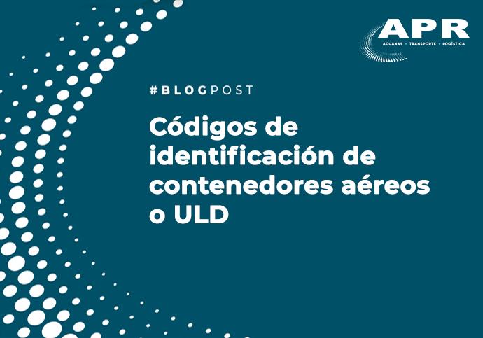 códigos de identificación de contenedores