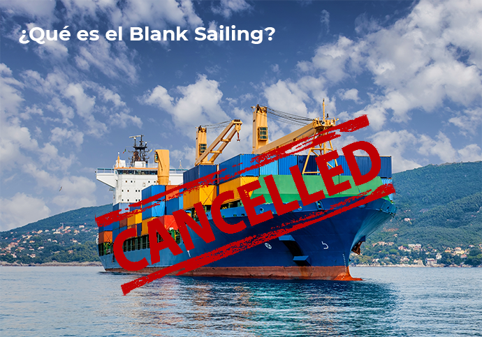 blank sailing