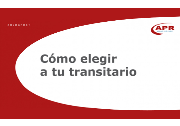 elegir transitario transporte internacional